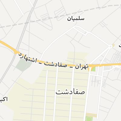 باربری تهران صفادشت
