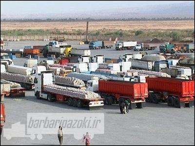 پایانه باربری تهران به شهرستان