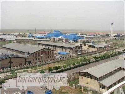 باربری در شهرک صنعتی عباس آباد