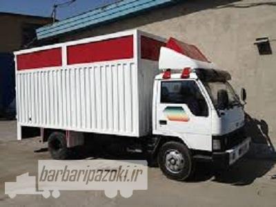 ارزان ترین باربری شورآباد