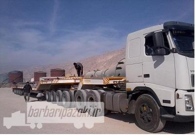 کامیون حمل بار فوق سنگین