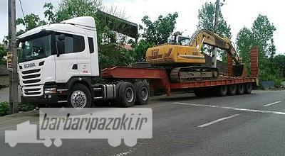 بار ترافیکی سنگین و فوق سنگین