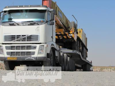 کامیون حمل بار سنگین