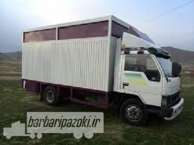 حمل بار شادآباد