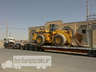 بزرگترین محموله ترافیکی ایران