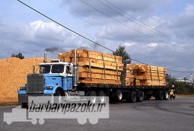 شرکت حمل و نقل ماشین آلات