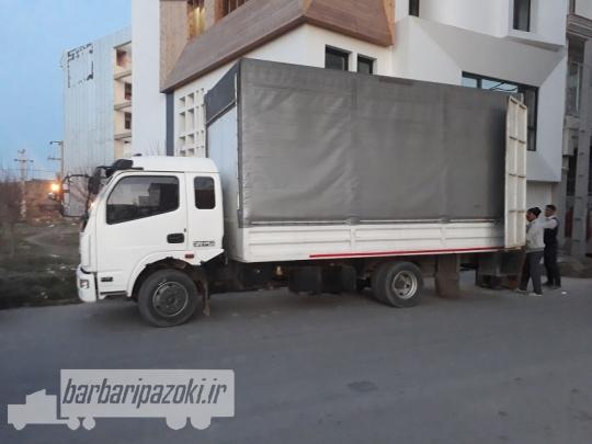 هزینه باربری تهران به اهواز